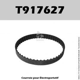 Courroie Black & Decker T917627