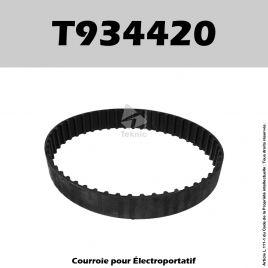 Courroie Black & Decker T934420