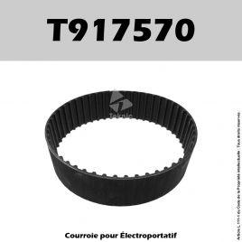 Courroie Black & Decker T917570