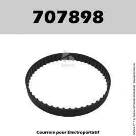 Courroie Peugeot 707898