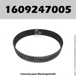Courroie Bosch 1609247005