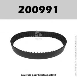 Courroie Peugeot 200991