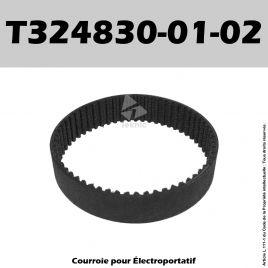 Courroie Black & Decker T324830-01-02