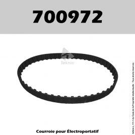 Courroie Peugeot 700972