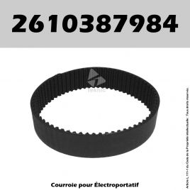 Courroie Bosch 2610387984