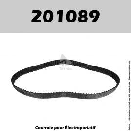 Courroie Peugeot 201089