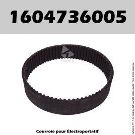 Courroie Bosch 1604736005