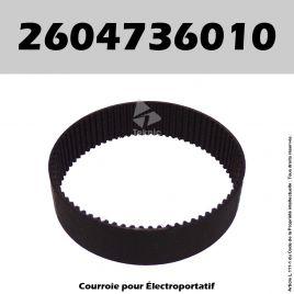 Courroie Bosch 2604736010