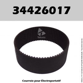 Courroie Metabo 34426017