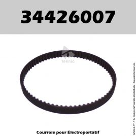 Courroie Metabo 34426007