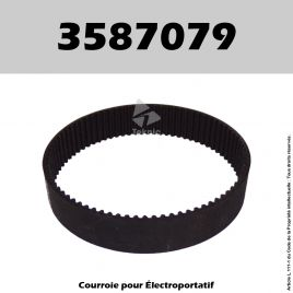 Courroie Virutex 3587079