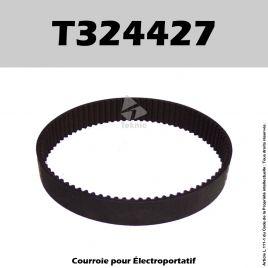 Courroie Black & Decker T324427