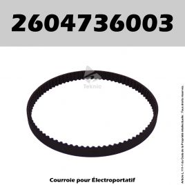Courroie Bosch 2604736003