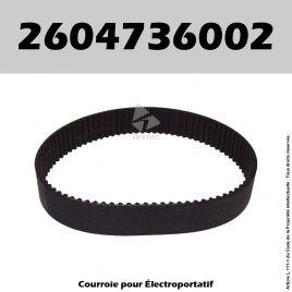 Courroie Bosch 2604736002