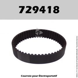 Courroie Holzher 729418