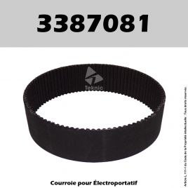 Courroie Virutex 3387081