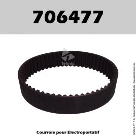 Courroie Holzher 706477