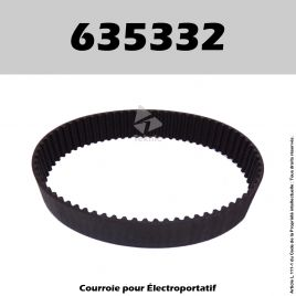Courroie Holzher 635332