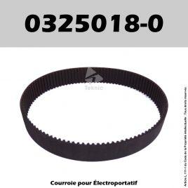 Courroie Elu 0325018-0