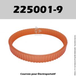 Courroie Makita 225001-9