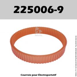 Courroie Makita 225006-9