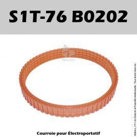 Courroie Siplec S1T-76 B0202 (2001)