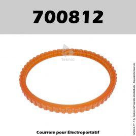 Courroie Peugeot 700812
