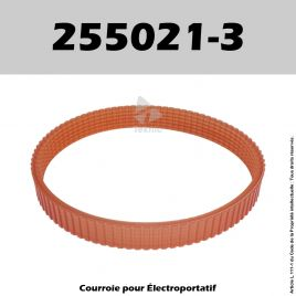 Courroie Makita 255021-3