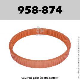 Courroie Ponceuse Hitachi 958-874