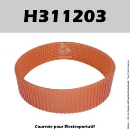 Courroie Makita H311203
