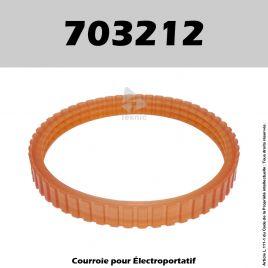 Courroie Peugeot 703212