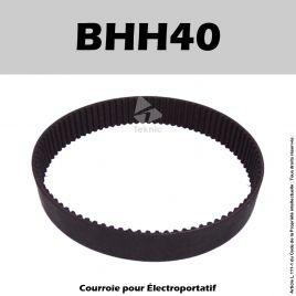 Courroie BERNER BHH40