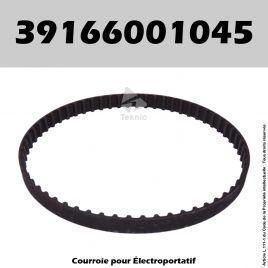 Courroie Ryobi 39166001045