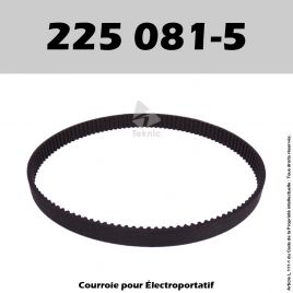 Courroie MAKITA 225 081-5