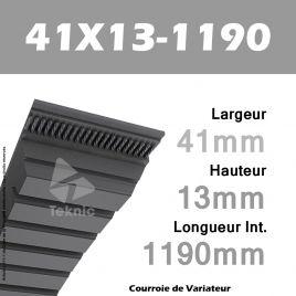Courroie de Variateur 41X13-1190 Li