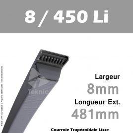 8 / 450 Li