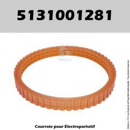 Courroie Ryobi 5131001281 - L175