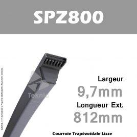 Courroie SPZ0800 - Continental