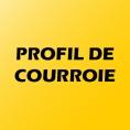 PROFIL DE COURROIE