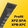 XPZ, XPA, XPB, XPC