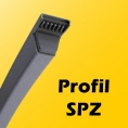 SPZ - 9,7mm x 8mm