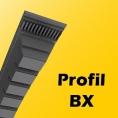 BX - 17mm x 11mm