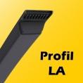 LA - 12,5mm x 7,5mm